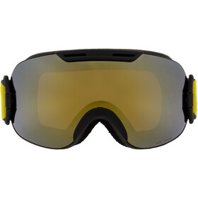 Red Bull SPECT Slope Goggles, black/gold snow